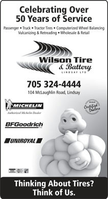 Wilson Tire And Battery
